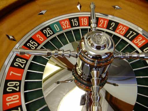 オンラインカジノで注目のルーレット