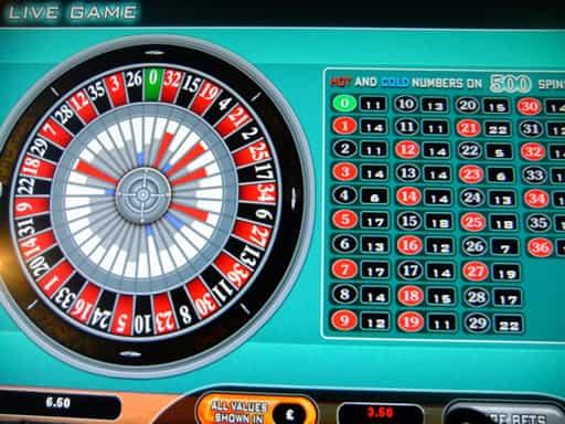 基本的な賭け方